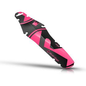 rie:sel design rit:ze Stänkskärm pink/svart